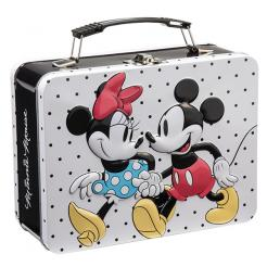 Mickey and Minnie Tin Tote
