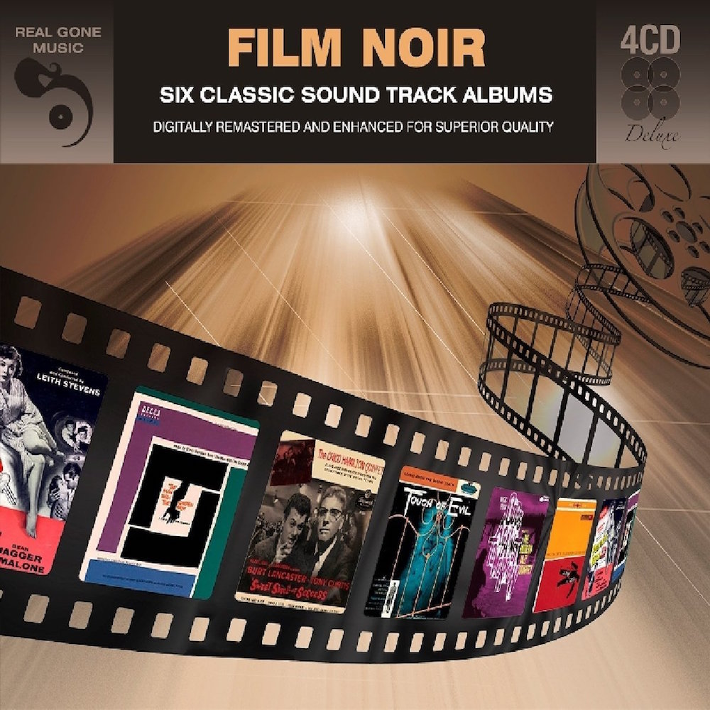 Film Noir: Six Classic Soundtrack Albums