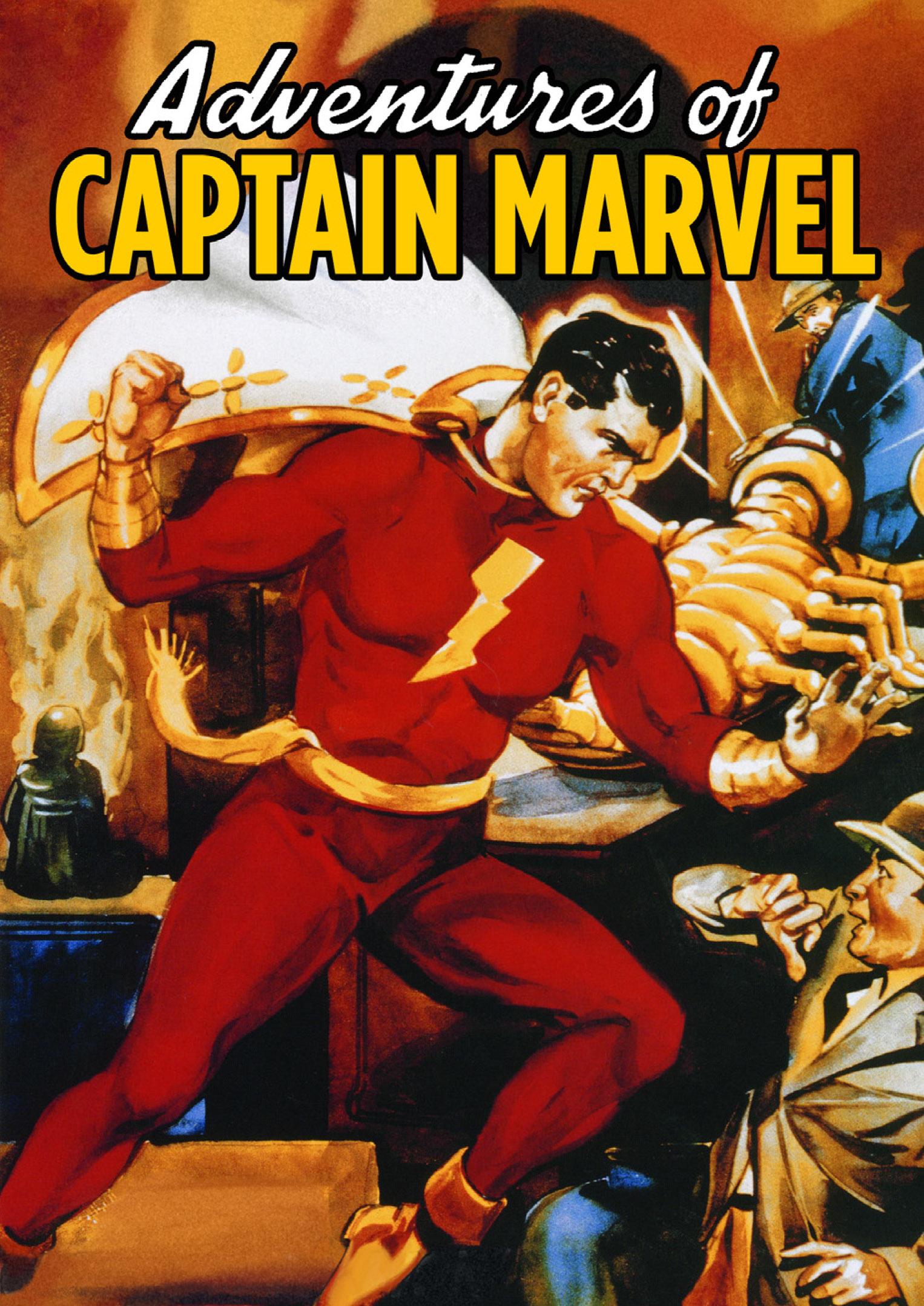 Captain Marvel Dvd Erscheinungsdatum