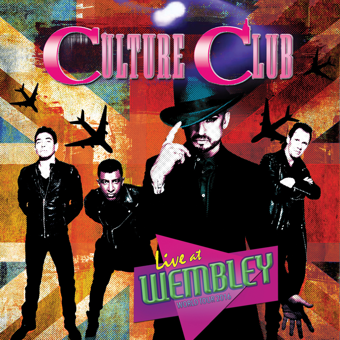Culture Club: Live At Wembley [DVD, Blu-ray, and CD]