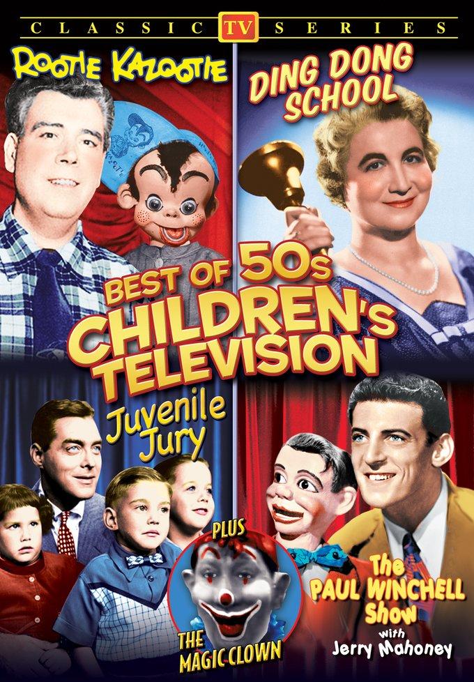 Best of 50's Children's Television